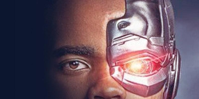 Doom Patrol : Cyborg