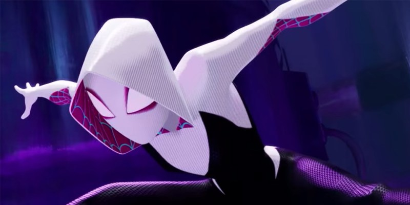 Spider-Gwen dans Spider-Man: New Generation