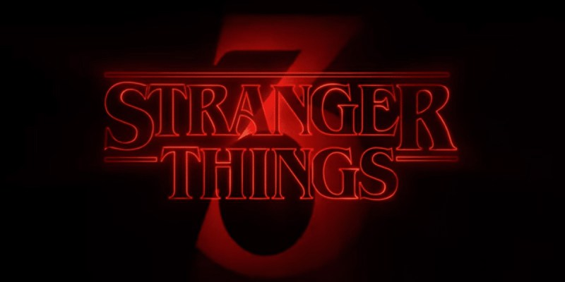 Stranger Things, saison 3 sur Netflix