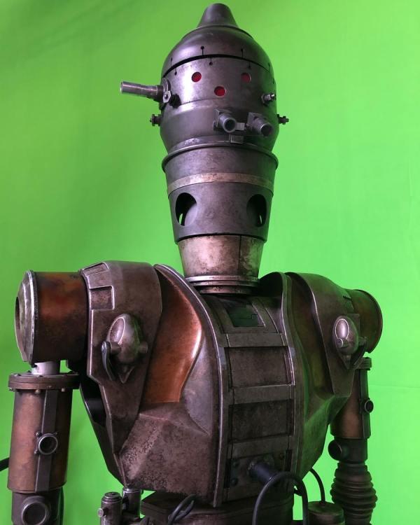 IG-88 dans Star Wars: The Mandalorian