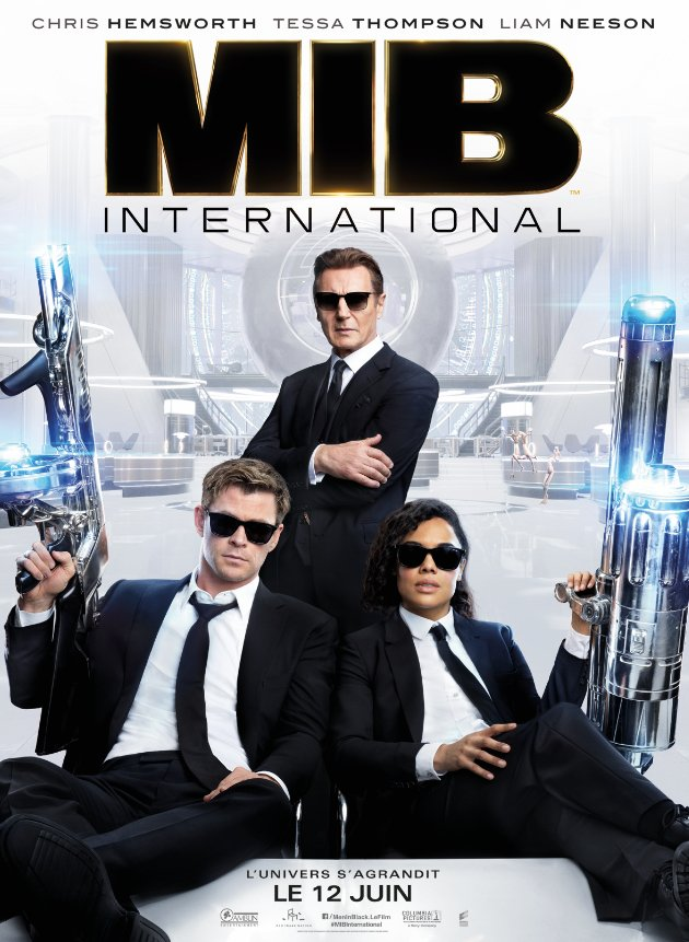 Affiche Men in Black: International