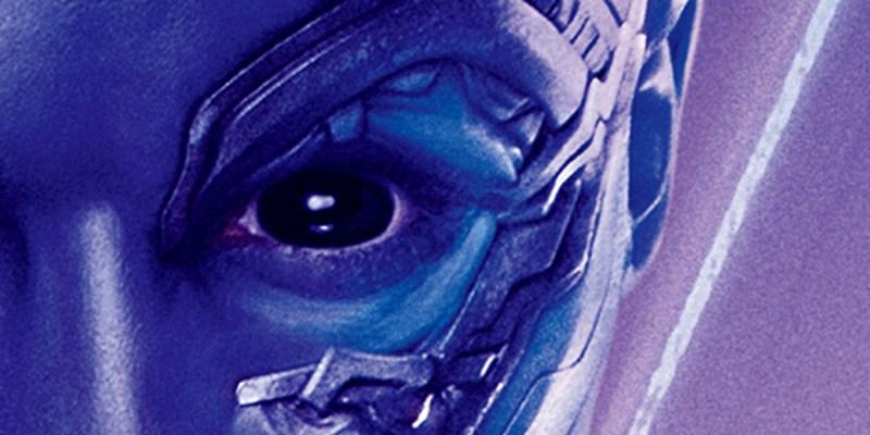 Nebula (Karen Gillan) dans Avengers: Endgame