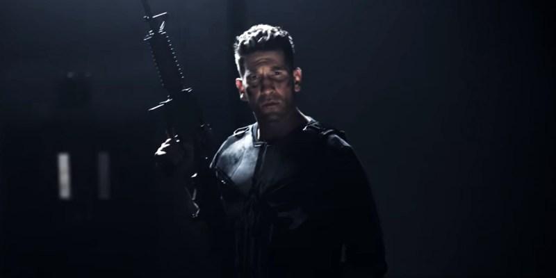 Jon Bernthal dans la saison 2 de The Punisher