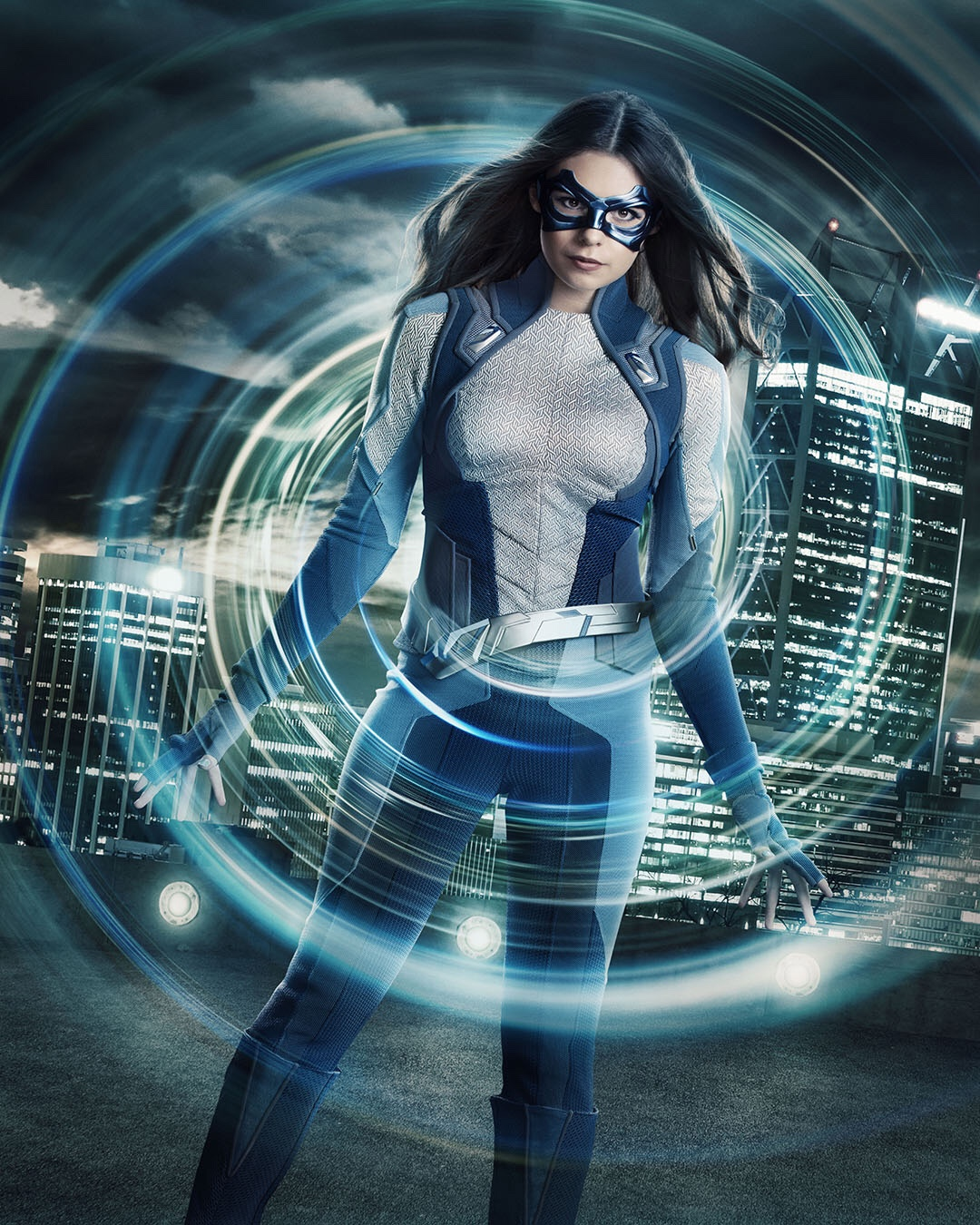 Nicole Maines dans le rôle de Dreamer dans Supergirl