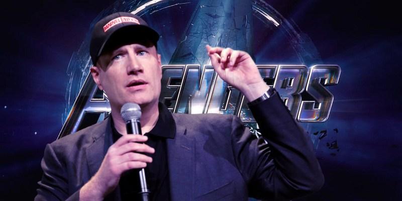Kevin Feige à propos d'Avengers: Endgame