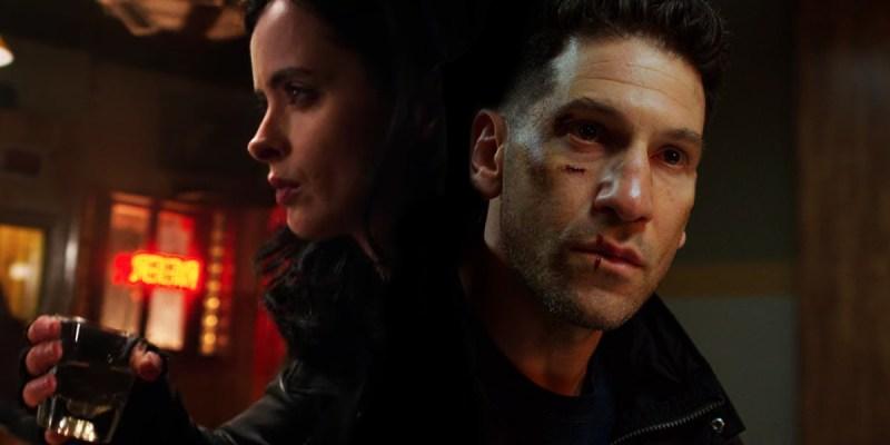 The Punisher et Jessica Jones