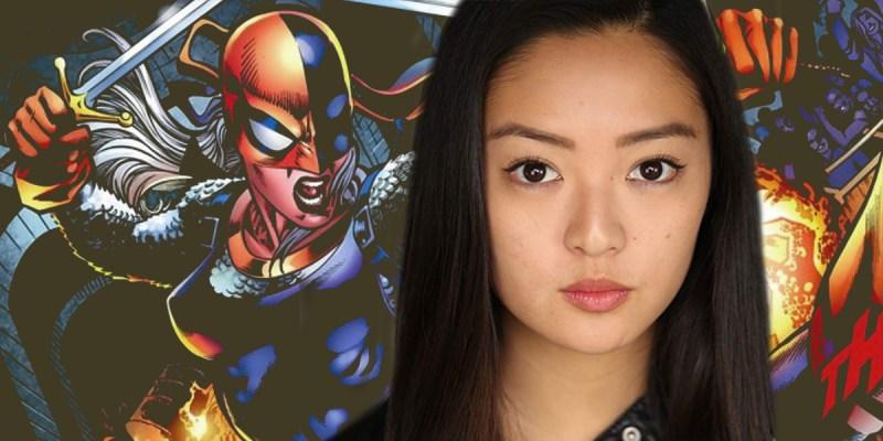 Chelsea T. Zhang est Ravager dans Titans