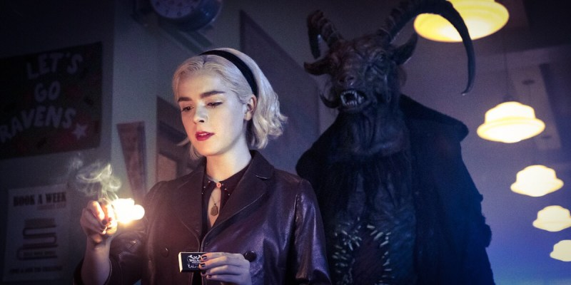 Les Nouvelles Aventures de Sabrina - partie 2