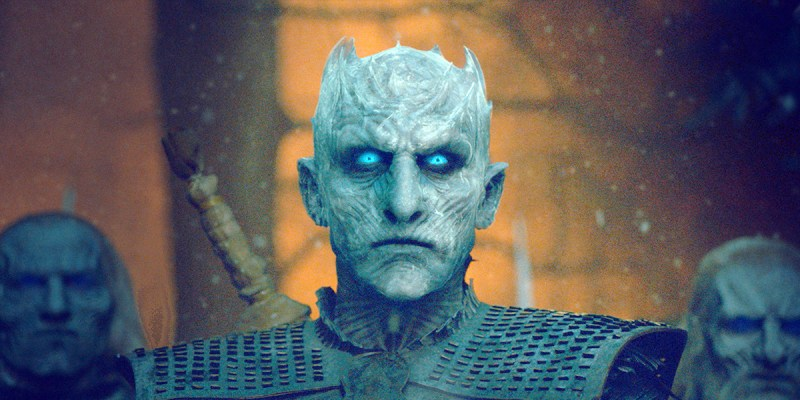 Le Roi de la Nuit dans Game of Thrones