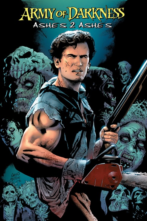 Comics Army of Darkness.
