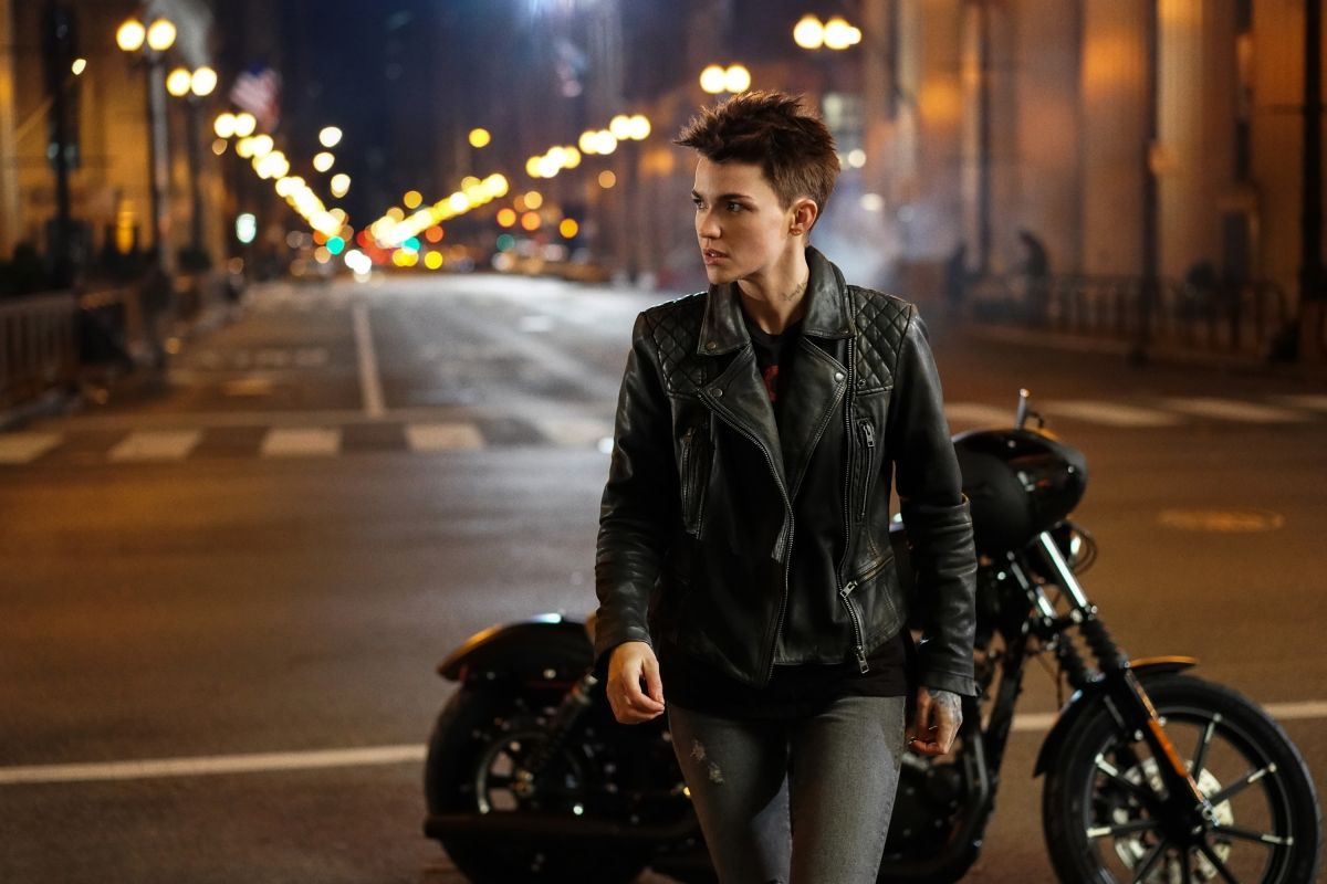Kate Kane (Ruby Rose) dans Batwoman