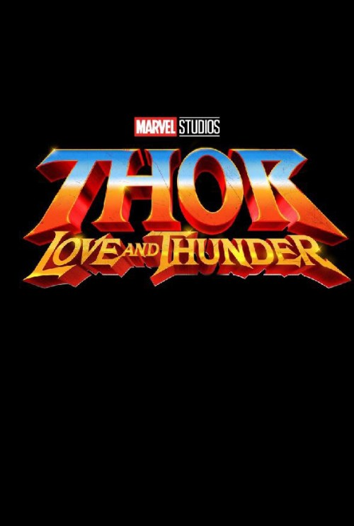 affiche Thor 4: Love and Thunder