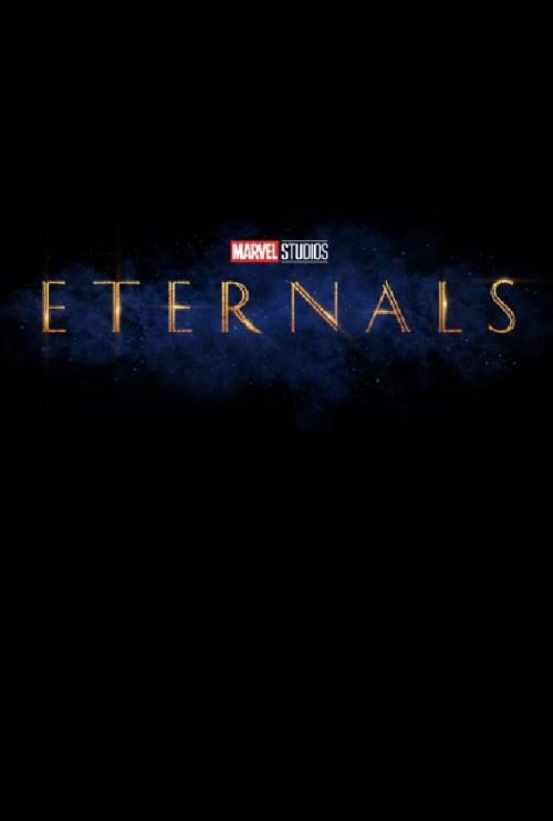 affiche Eternals
