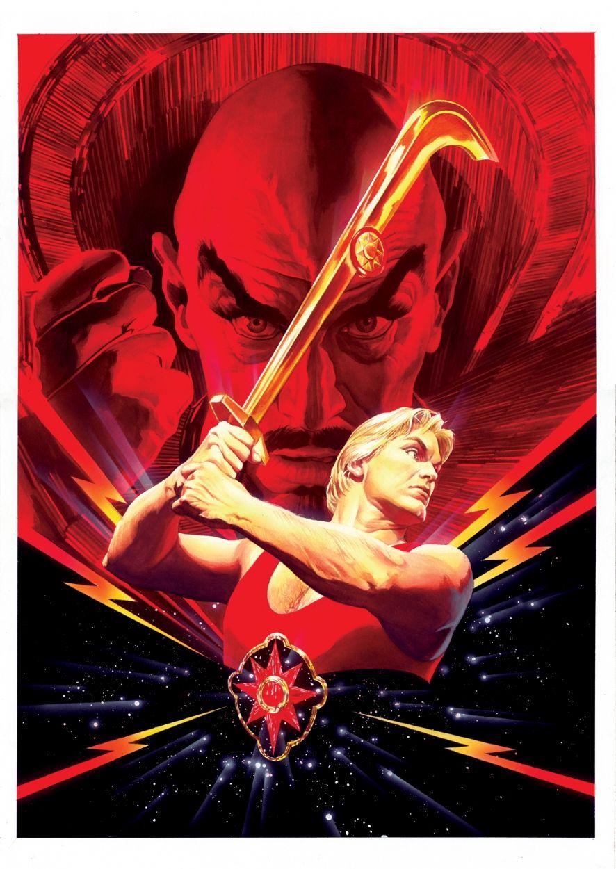 Affiche Flash Gordon