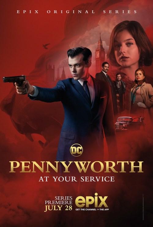 affiche Pennyworth