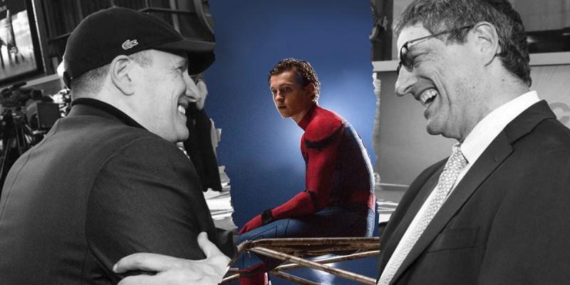Sony, Marvel Studios et Spider-Man