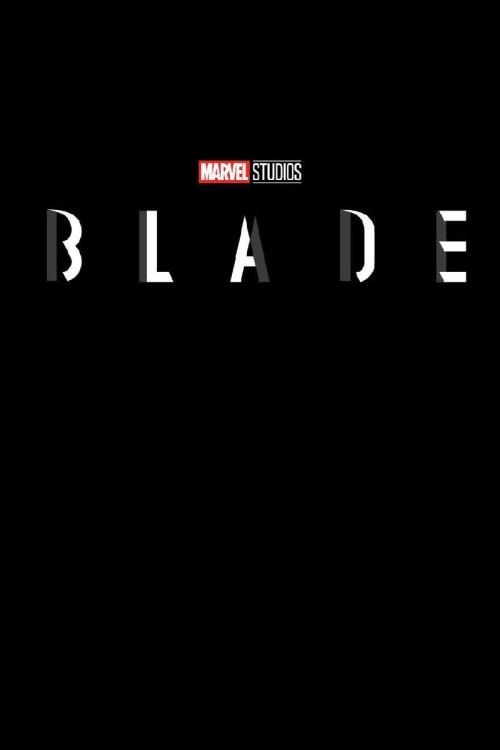 affiche Blade (Reboot)