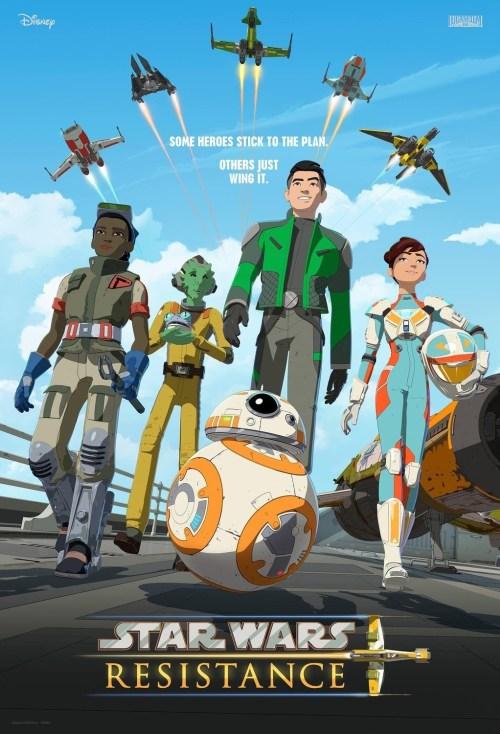 Star Wars Resistance Saison 2 : resistance, saison, Resistance, Saison, Infos, Streaming, Superpouvoir.com