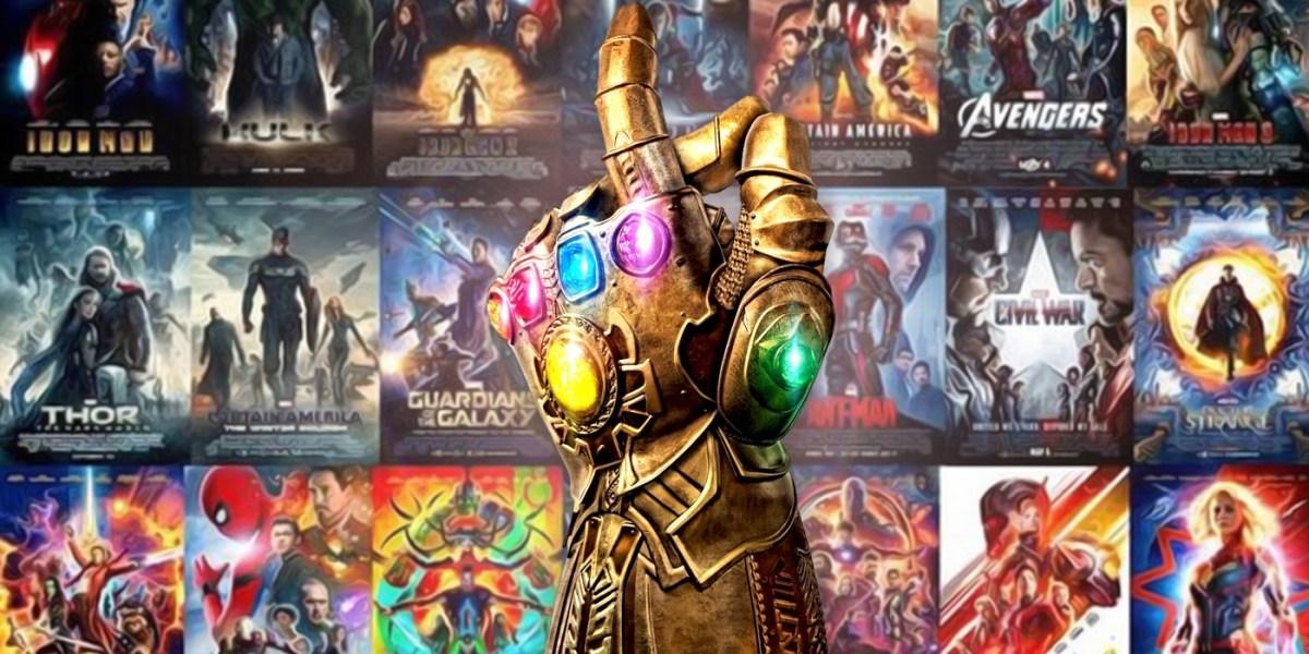 Marvel The Infinity Saga : le coffret coûtera bien une ...