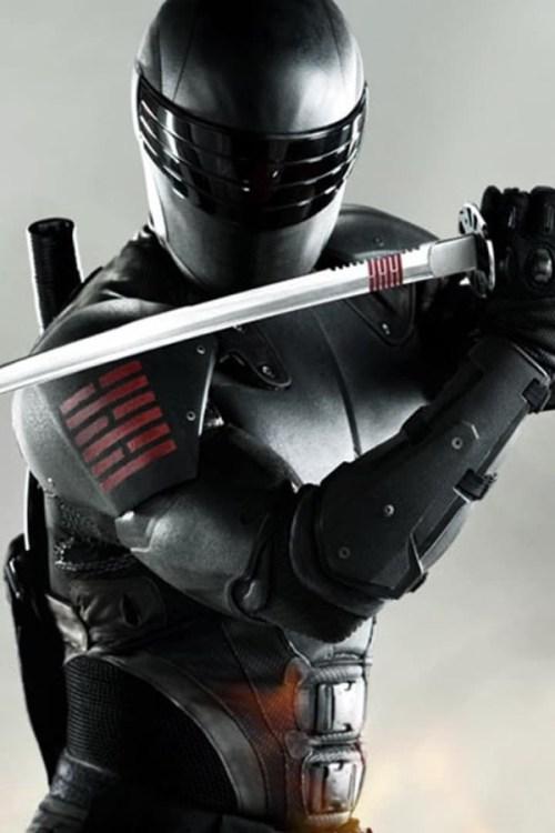 affiche Snake Eyes: G.I. Joe Origins
