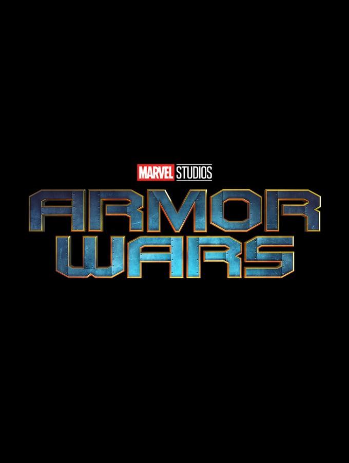 Affiche Armor Wars