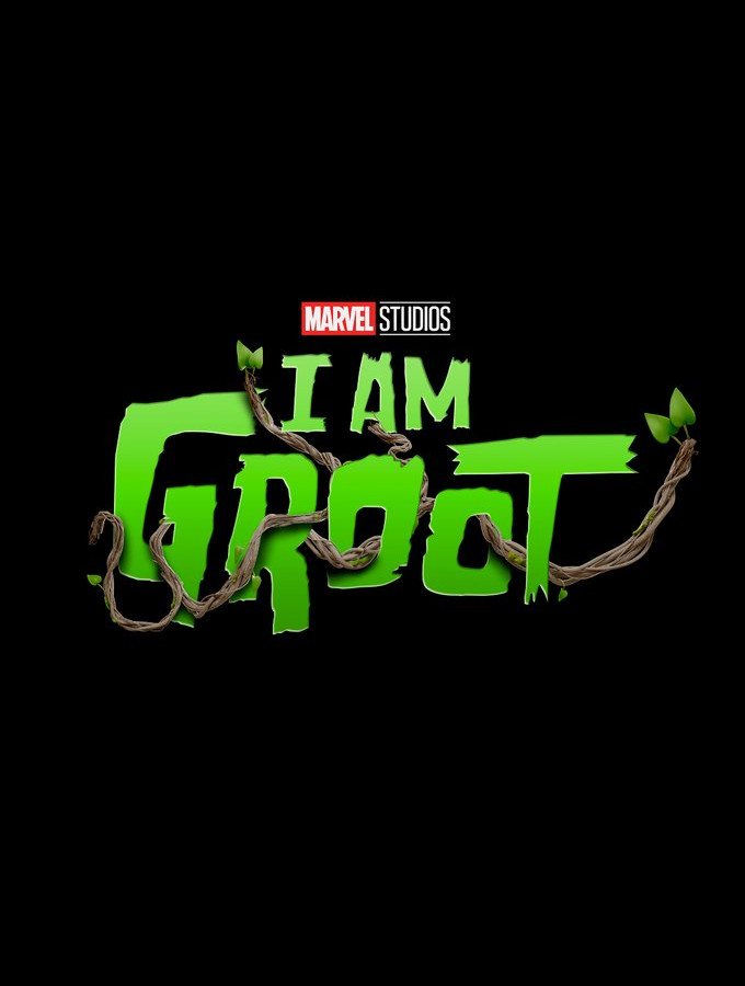 Affiche I am Groot
