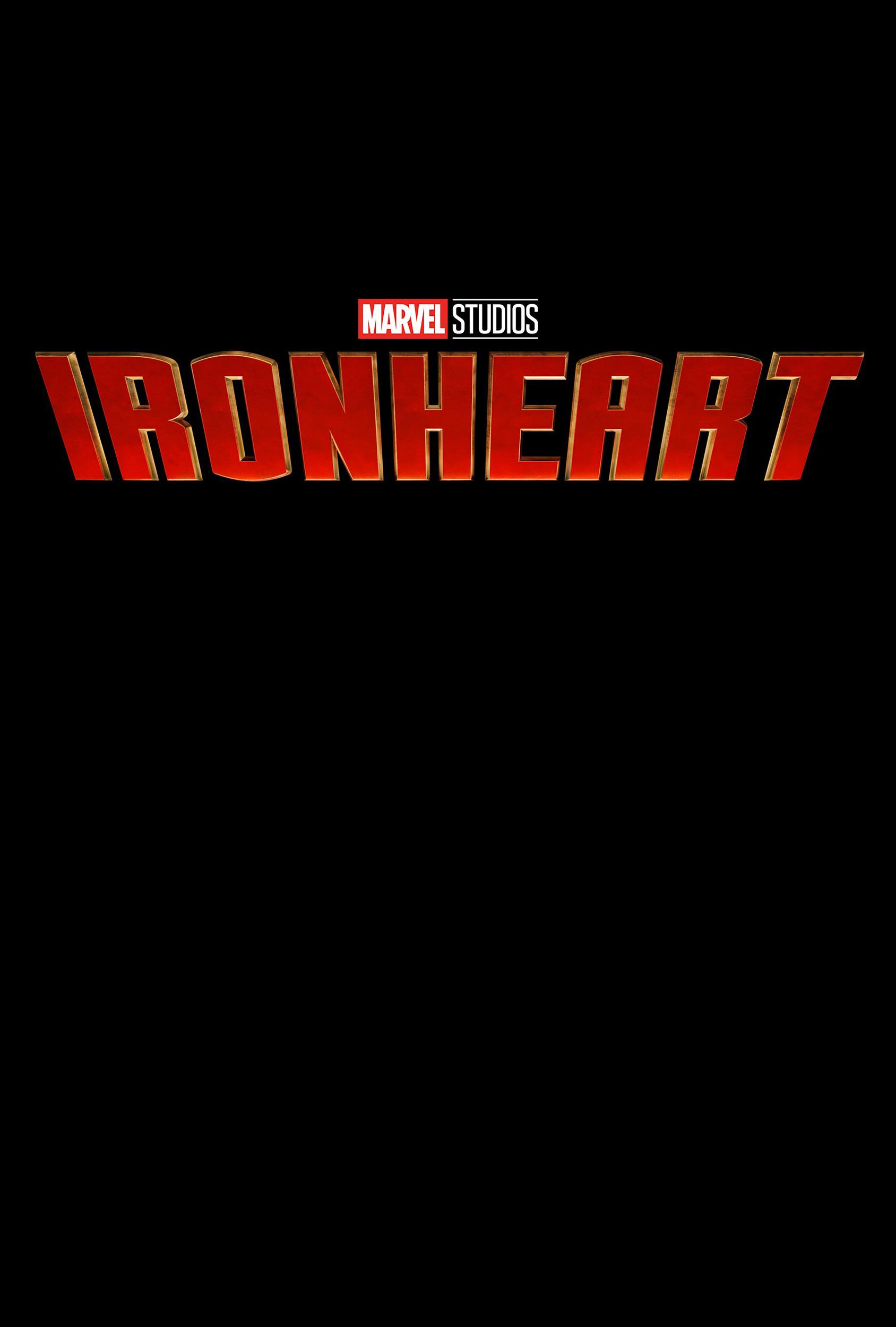 Affiche Ironheart