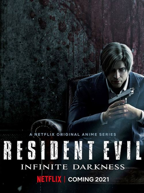 affiche Resident Evil: Infinite Darkness