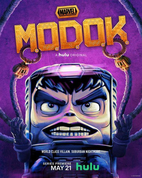 affiche M.O.D.O.K.