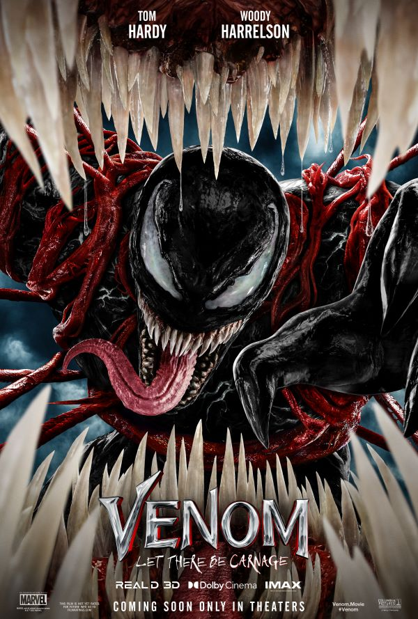 Affiche Venom 2: Let there be Carnage