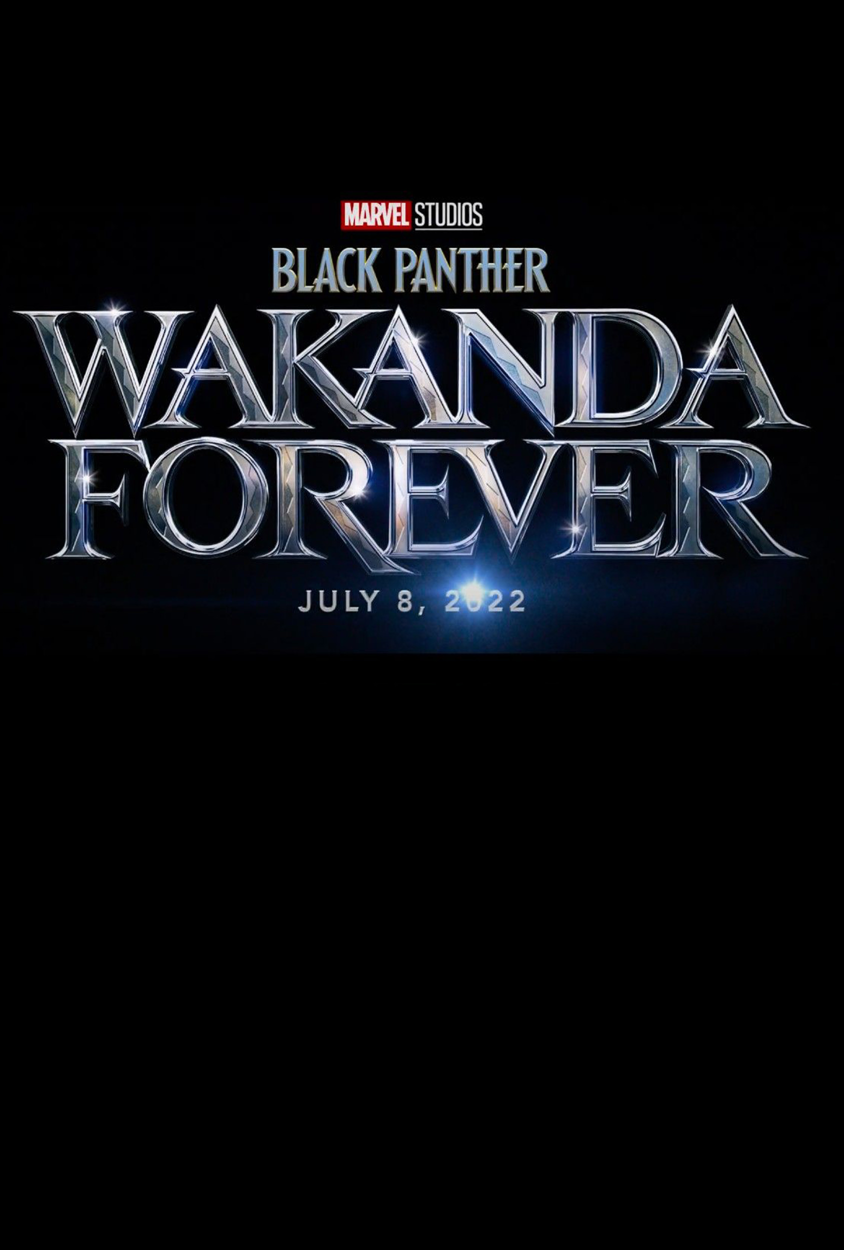 Affiche Black Panther 2: Wakanda Forever