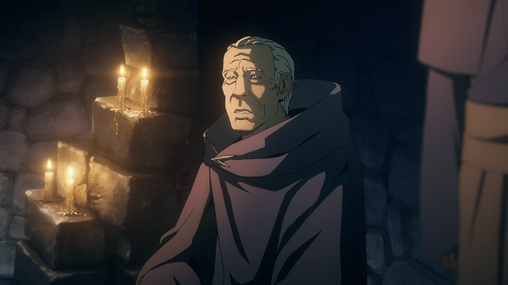 Castlevania Executive Producer Dishes on the Series Impressive Cast - GWW