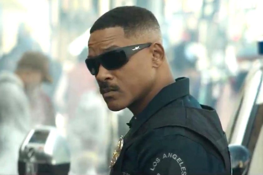 Netflix releases Bright trailer during Oscars