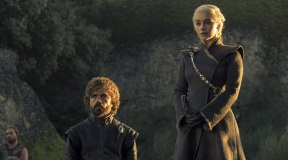 Emilia Clarke Says Good-Bye to Game of Thrones