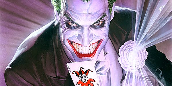 the Joker, Alex Ross