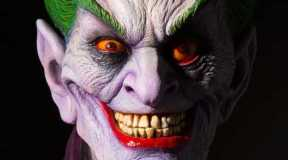 Rick Baker unveils his Disturbing Take on The Joker for DC Collectibles