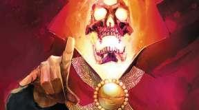 Doctor Strange Damnation #3 Review