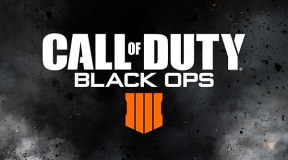 Call of Duty Announces Black Ops 4