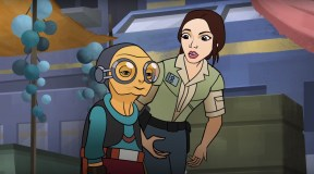 Star Wars Forces of Destiny short Fills in Return of the Jedi Backstory