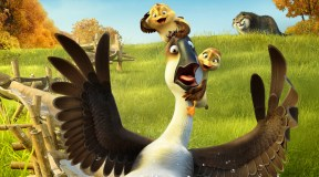 Here's the First Trailer for the Animated Film 'Duck, Duck Goose'