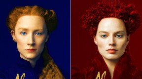 Margot Robbie and Saoirse Ronan Vie for Power in Mary Queen of Scots