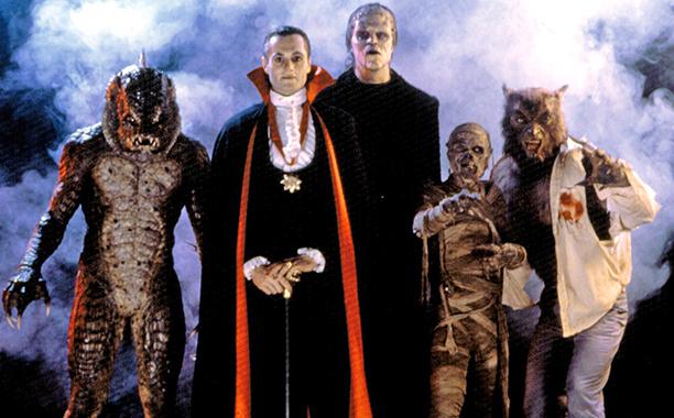 MONSTER SQUAD, Tom Woodruff Jr., Duncan Regehr, Tom Noonan, Michael Reid MacKay, Carl Thibault, 1987