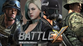 Battle X: Birth of the Alliance Coming to Oculus, HTC Vive and PC This September