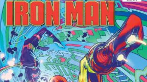 Tony Stark Iron Man #3 Review