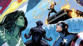 Avengers #8 Review