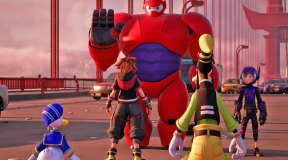 Big Hero 6 is Coming to Kingdom Hearts III