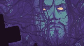 Here's a Preview of The Undertaker's New Graphic Novel from Boom! Studios