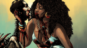 Take a Look at Image Comics new Horror series Jook Joint