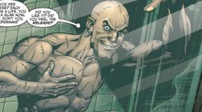 Chris Messina Cast as Birds of Prey Villain Mr. Zsasz