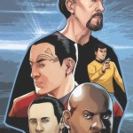 Star Trek The Q Conflict #1